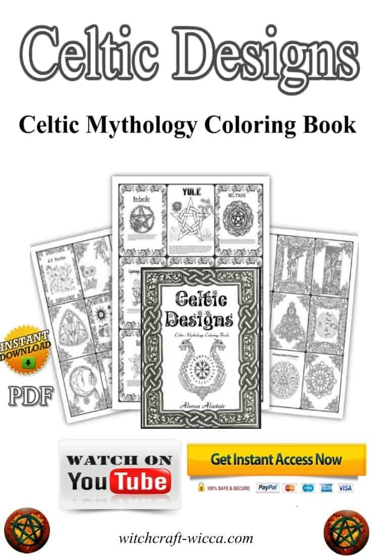 Celtic Designs: Celtic Mythology Coloring Book, Celtic mandala, Celtic patterns to colour, Celtic designs coloring book, Celtic designs to color