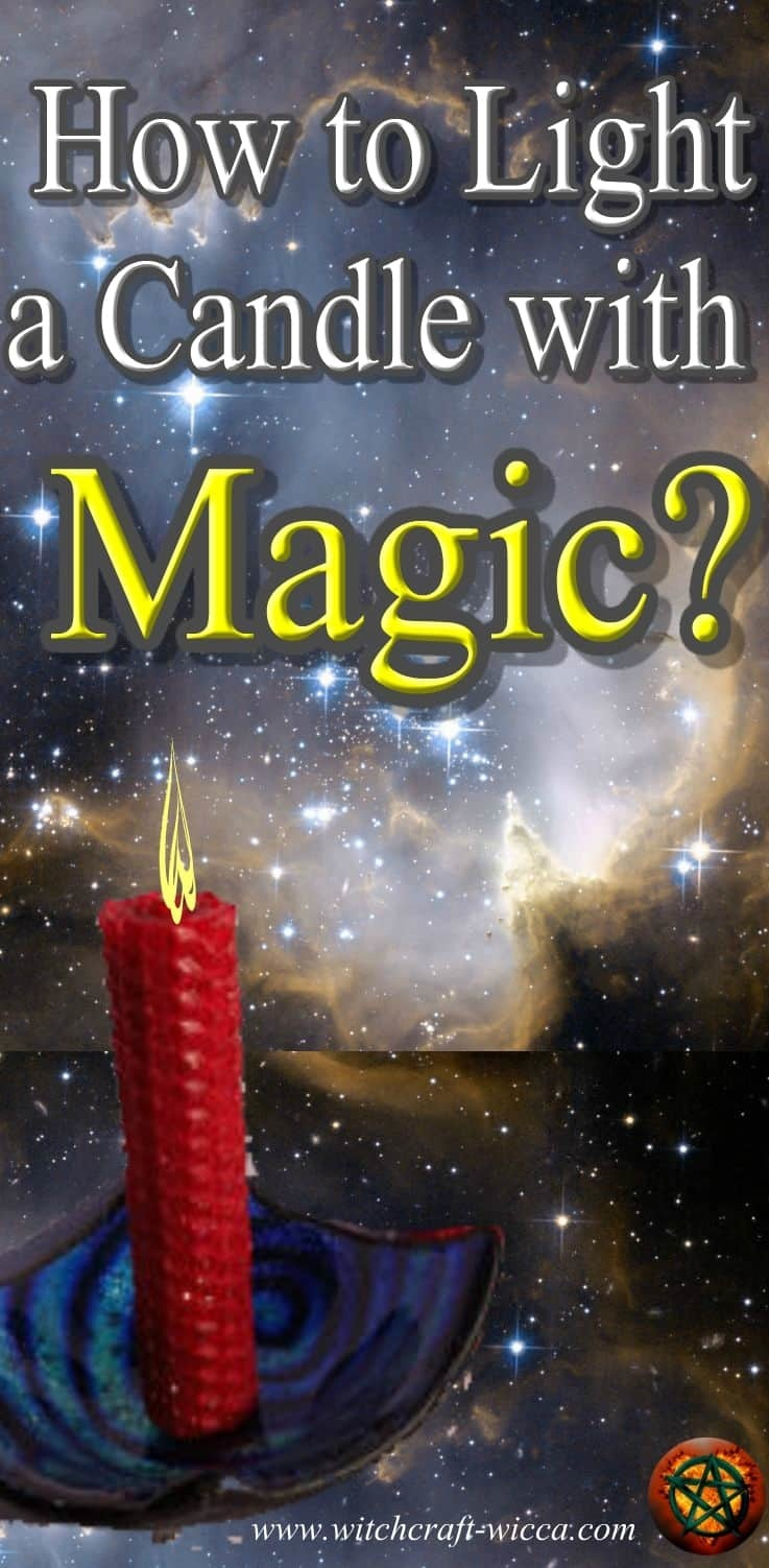 How to Light a Candle with Magic? Magical Days of the Week Correspondence