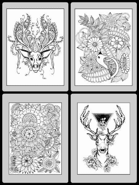 photo about Printable Wiccan Coloring Pages known as Pagan Symbols No cost Pagan Coloring Web pages Wicca E-book of