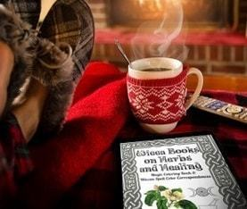 Experience relaxation and satisfaction of herbal magic coloring and focusing your thoughts. Raising, releasing and directing energy working your magic