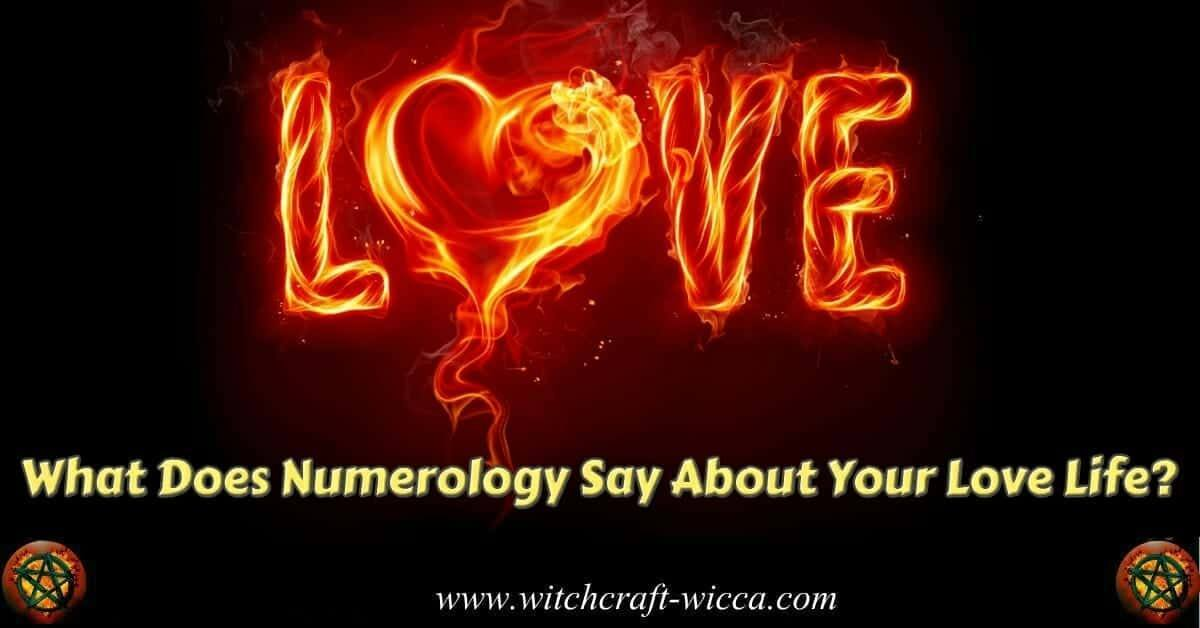 What Does Numerology Say About Your Love Life