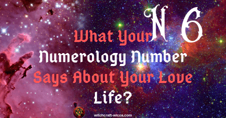 Numerology 6 Love Life, Love Numerology Predictions