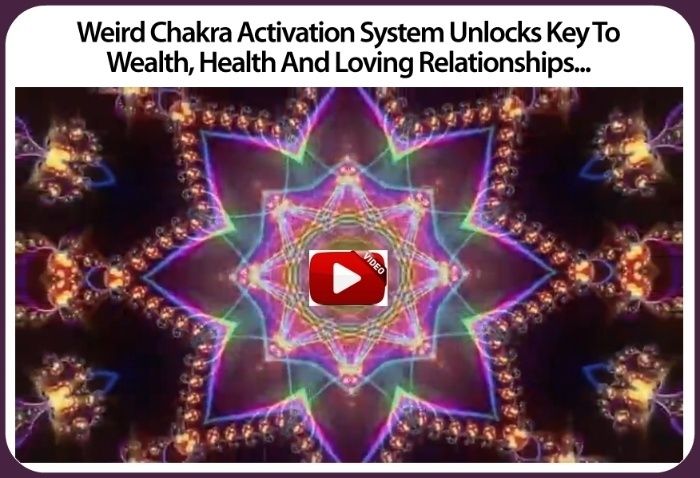 Chakra Success Activation Point Activate Your Main Energy Center For Success