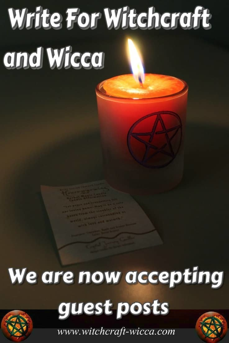 Guest Blogging Write For Witchcraft and Wicca! We are now accepting guest posts