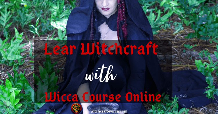 Learning Witchcraft with Wicca Course Online