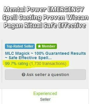 Mental Power EMERGENCY Spell Casting Services Proven Wiccan Pagan Ritual Safe Effective