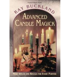 Advanced Candle Magick Raymond Buckland's classic candle magick book expanded for advanced spells and rituals is a must for every spell casters library.