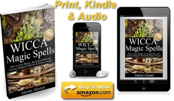 Wicca Magic Spells FREE audio book print Kindle files