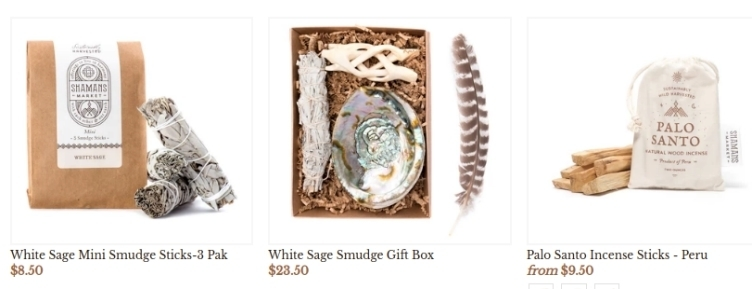 Everything you need to smudge yourself and your space