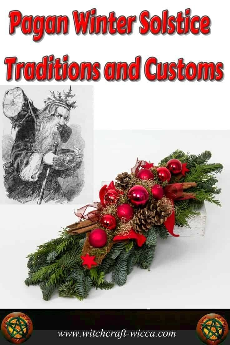 Pagan Winter Solstice Traditions and Customs