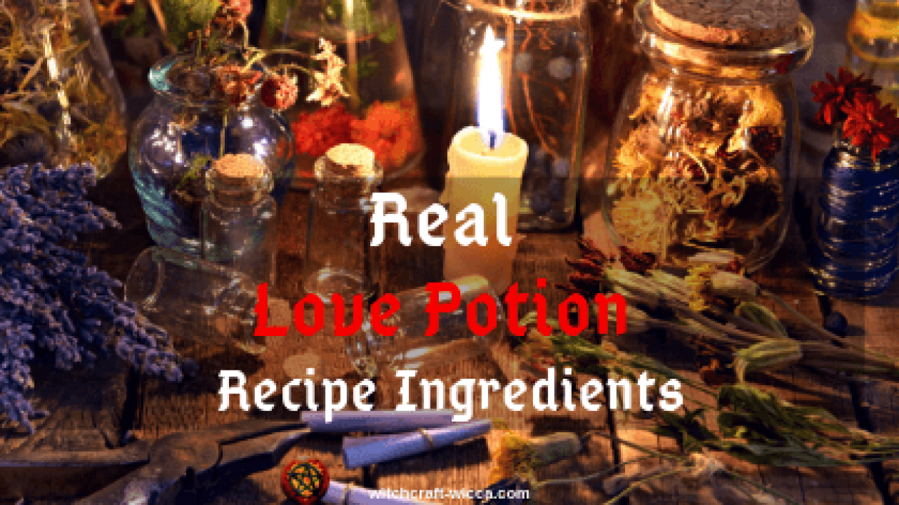 Love Potion Recipe