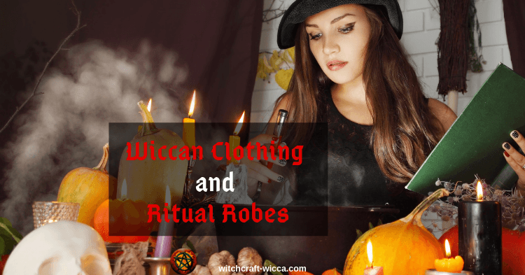 Wiccan Clothing and Ritual Robes