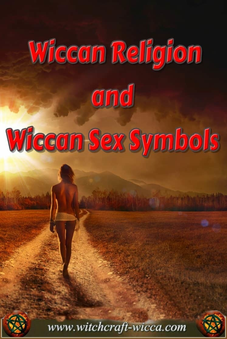 Wiccan religion and Wiccan sex symbols teaches us that the sexual energies of the Divine are weaved with the fertility cycles in nature and Earth's seasons #Wiccan #religion and #Wiccan #sex symbols #Wiccabeliefs