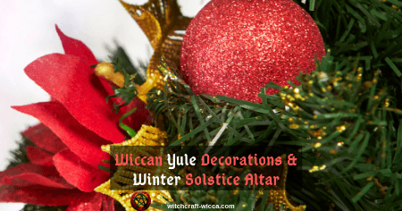 Wicca Christmas.Yule Archives Wicca Witchcraft