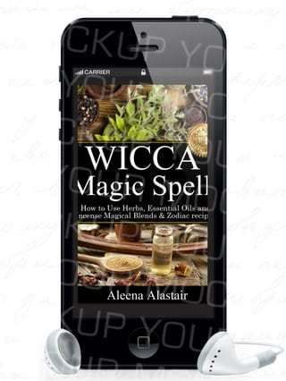 wicca magic spells audio book