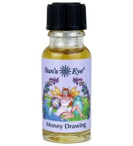 Money Drawing Mystic Blends Oil