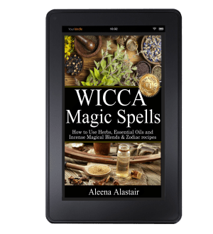 wicca magic spells kindle book