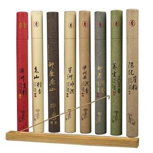 These earthy & woody scented incense sticks work in our magical backflow incense burners or any standard incense burner!