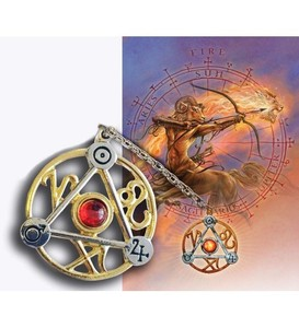 Improve your life and achieve your goals with an amulet or talisman to help lift your spirits and attune your vibrations to the positive force in your life.