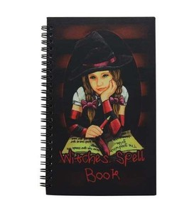 Express your thoughts and pass down a gorgeous record of you in these stunning blank Wicca books and journals.