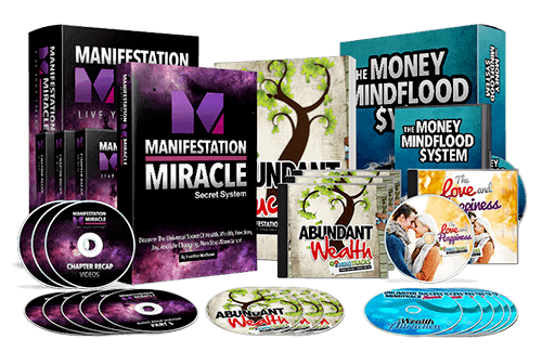 manifestation miracle wellness abundance, money