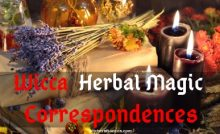 Wiccan Ceremony – Ritual Bath and Magic Preparation for Spell Working