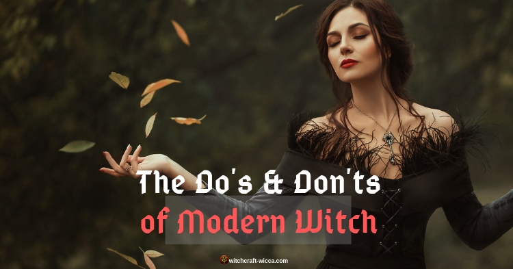 What Do Witches Do - The Dos and Donts of Modern Witch-feat
