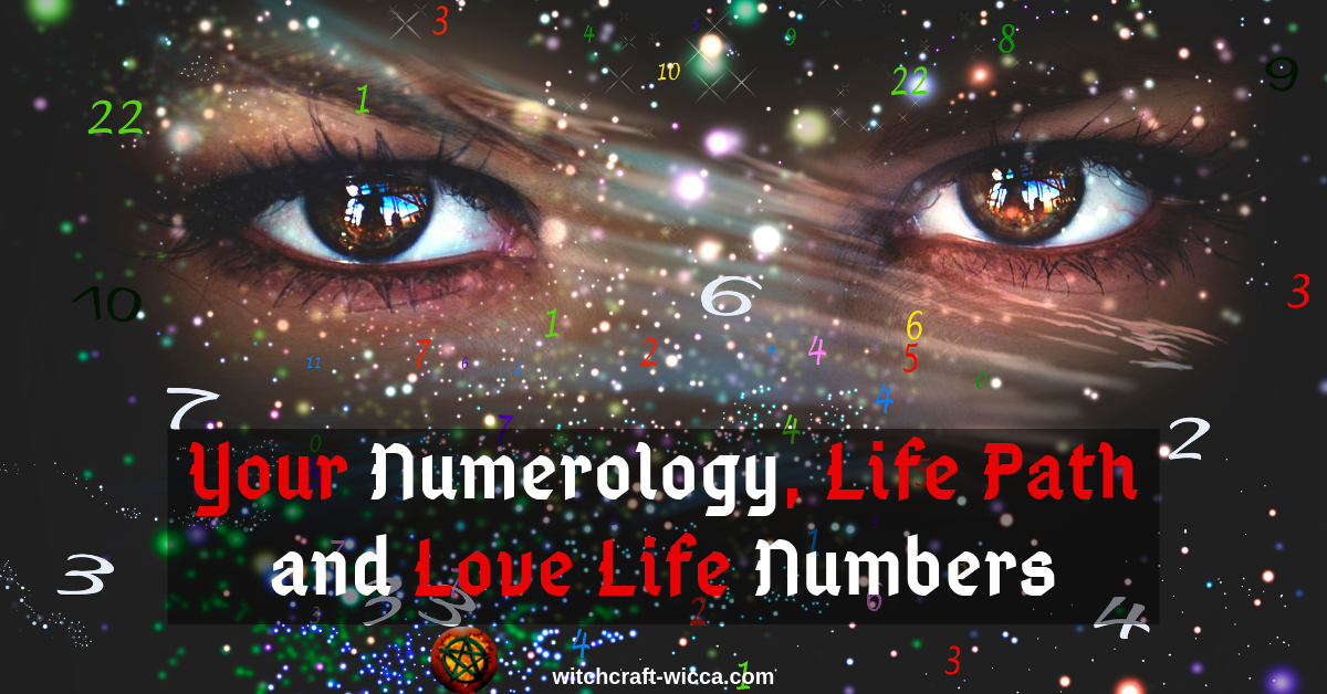 My Numerological Number What Is My Life Path And Love