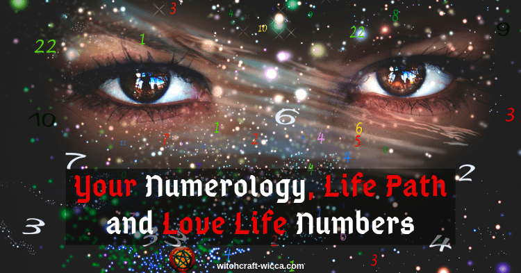 My Numerological Number, What is my Life Path and Love Life