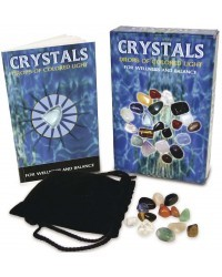 Crystals - Drops of Light Gemstone Kit for healing